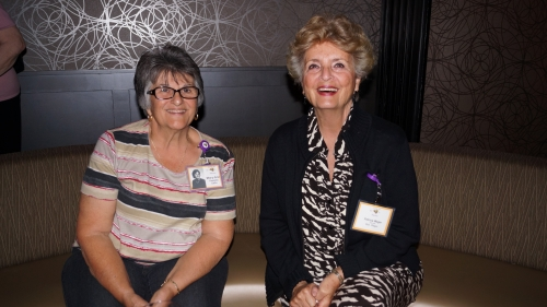 Mary-Ann Vassallo, Patty Wager