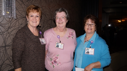 Susan Butler, Carolyn Duzy, Wendy Seifried